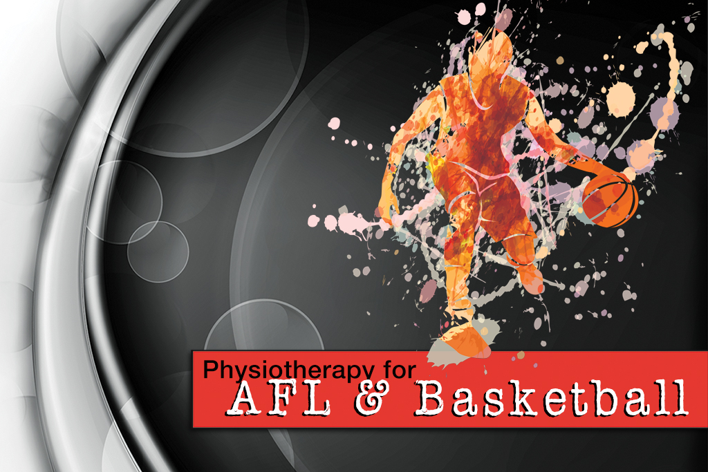 Physio for AFL and Basketball