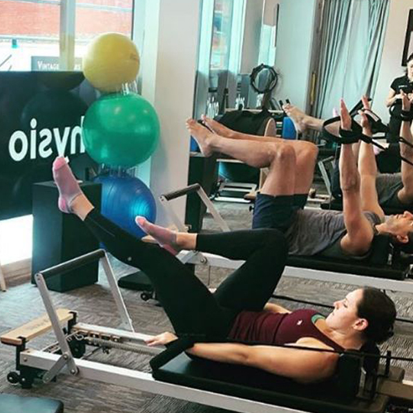 Pilates Exercise Strength